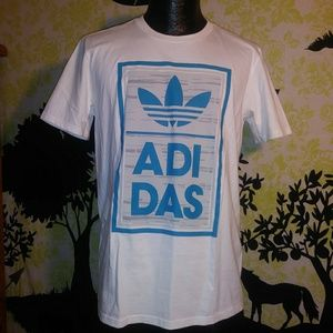 Men's Medium ADIDAS Modern Static T-Shirt